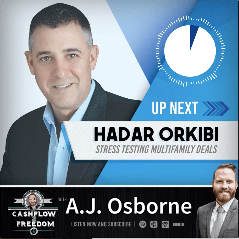 Cashflow 2 Freedom - Hadar Orkibi